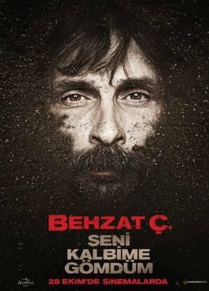 Behzat Ç. Seni Kalbime Gömdüm filminin afişi