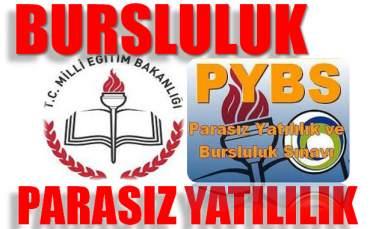 2011 PYBS 5. Sınıf Sonuçları