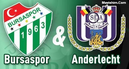 Bursaspor Anderlecht