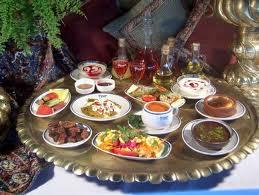 Ramazan sofrasında hafif yemekler yemeğe özen gösterin