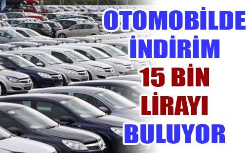 """400 – 500 lira taksitle """"sıfır"""" otomobiller"""