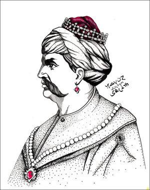 Yavuz Sultan Selim'in �ah �smail'e Yazd��� �iiri � �iirin Hikayesi...