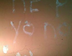 Alevi köyüne 'Pis Aleviler hepinizi yakacağız' yazıldı!